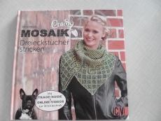 Mosaik Dreiecktücher stricken