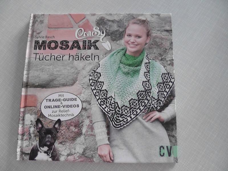 Chrisophorus Verlag Mosaik Häkeln Sylvie Rasch