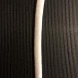 Maskengummi 5 mm weiß