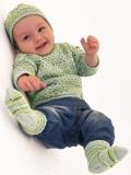 Linie 345 Cotton Baby